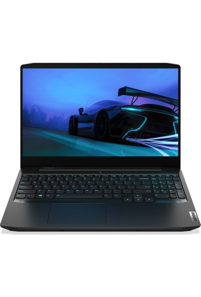 """Lenovo Ideapad Gaming 3 Amd Ryzen 7 4800H 16GB 2tb + 256GB SSD GTX1650 Ti Freedos 15.6"""" 120HZ Taşınabilir Bilgisayar 82EY00MJTXA10"""