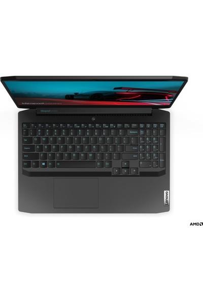 """Lenovo Ideapad Gaming 3 Amd Ryzen 7 4800H 16GB 2tb + 512GB SSD GTX1650 Ti Freedos 15.6"""" 120HZ Taşınabilir Bilgisayar 82EY00MJTXA11"""