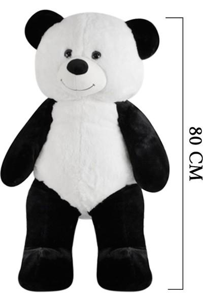 Selay Toys Peluş Panda Oyuncak 80 cm 5132