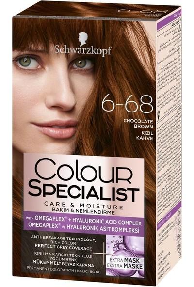 Colour Specialist Kızıl Kahve 6.68