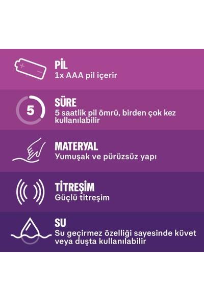 Durex Yok Ötesi Ultra Kaygan 20'li + Delight Bullet Vibratör