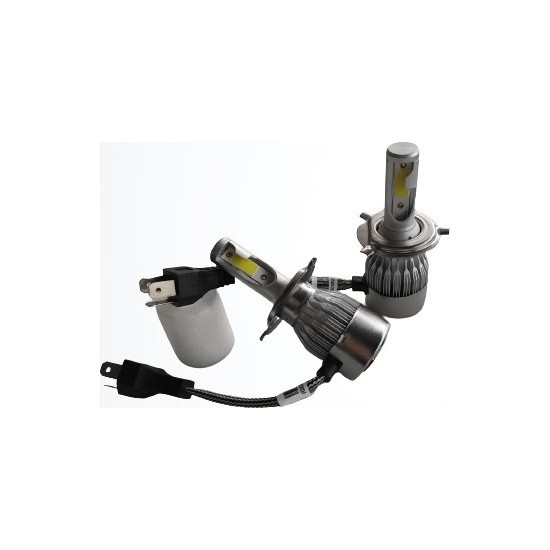 Dizayn Auto Garage Citroennemodag 10800 Lümen 9006 LED Xenon Ampülü