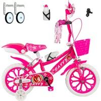 Tunca Baffy 15 Jant Çocuk Bisikleti (Suluk + Denge Tekeri + Zil)