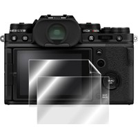 IPG Fujifilm X-T4 Mirrorless Kamera Ekran Koruyucu Şeffaf (2 Adet)