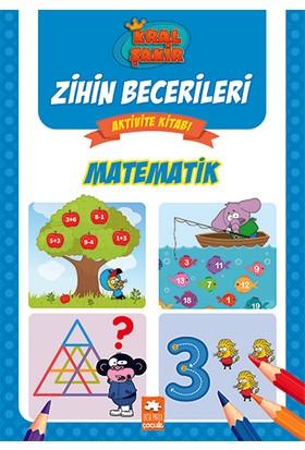 Kral Şakir Zihin Becerileri Aktivite Kitabı Matematik - Varol Yaşaroğlu