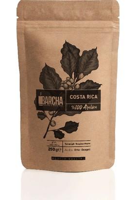 Barcha Coffee Costa Rica Çekirdek Filtre Kahve 250 gr