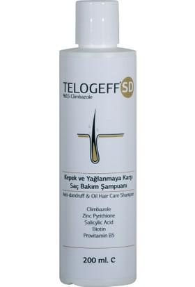 Telogeff Sd Saç Bakım Şampuanı