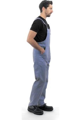 Şensel Şensel, Bahçıvan Tulum, Açık Mavi (8E4540) Üniforma,askılı Tulum