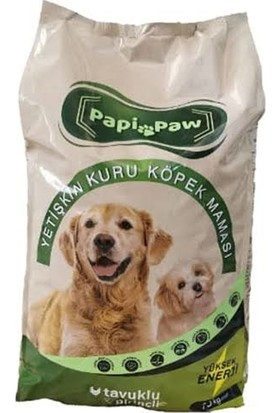 Papi Paw Etli Yetişkin Köpek Maması 15 kg