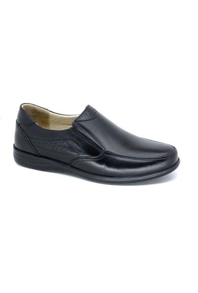 Slope 506911 Erkek Hakıkı Derı Confort Hafif Taban Rahat Günlük Ayakkabı