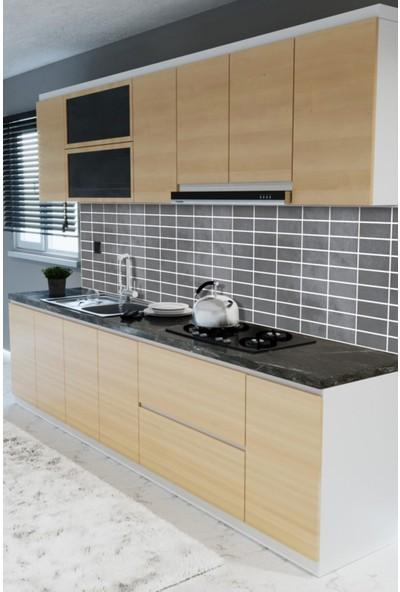 Walldeco Mutfak Tezgah Arası Yapışkanlı Folyo 65 cm x 2 Metre