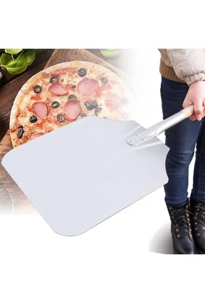 Şahin Mutfak Alüminyum Pizza Küreği 92 cm.