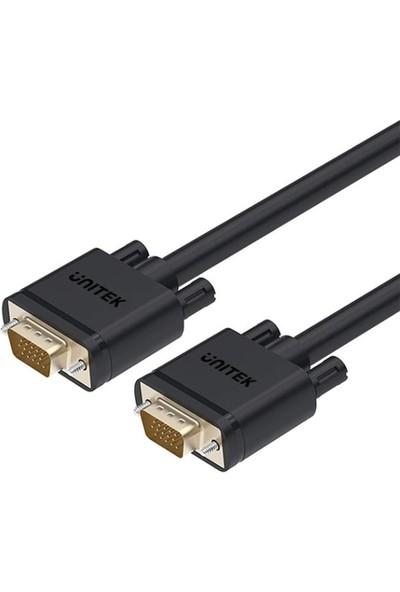 Unitek VGA 15 Pin (3c + 6) Monitör Kablosu - 1.5m