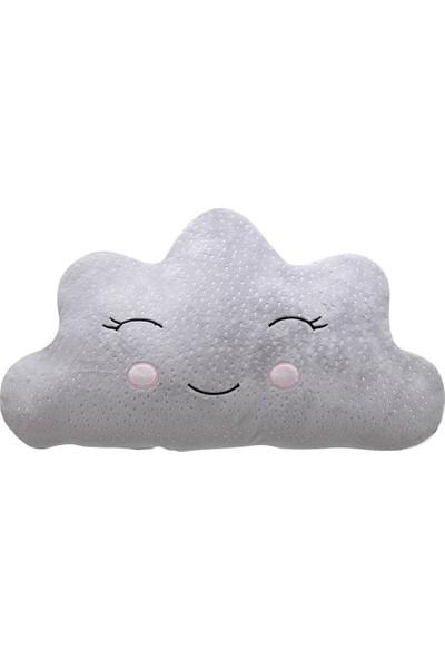 Selay Toys Peluş Bulut Figürlü Yastık 45 cm. 2009