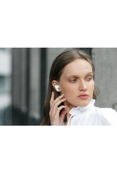 Edifier TWS330 NB Aktif Gürültü Engelleme ve Oyun Moduna Sahip Bluetooth Kulaklık Beyaz