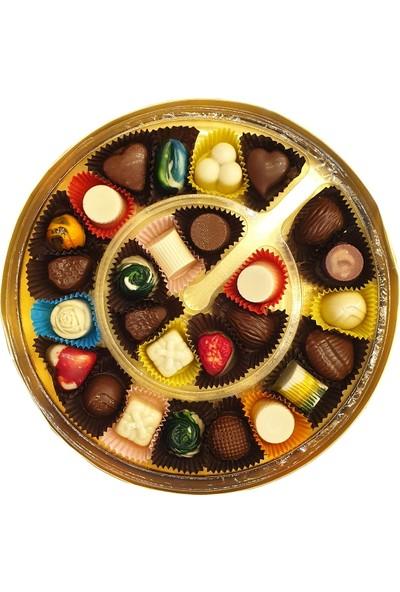 Asırlık 1453 Kız Bebek Karma Dolgulu Special Çikolata Kutusu 400 gr
