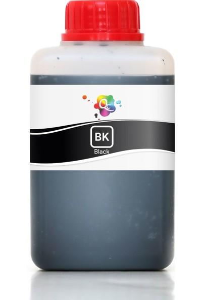 QC Lexmark Z614 Yazıcı Uyumlu Kartuş Mürekkebi PRO Serisi 500ml BK Pigment-Siyah