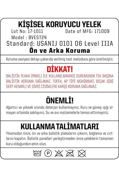Yds Balistik Yelek - BVEST24