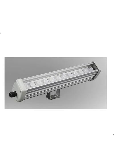 Lamptime 12W Amber LED Wallwasher L601212