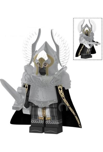Xinh Gondor Fountain Guard Mini Figür X-9