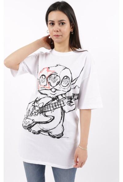 Busem SL0000112 Kadın T-Shirt