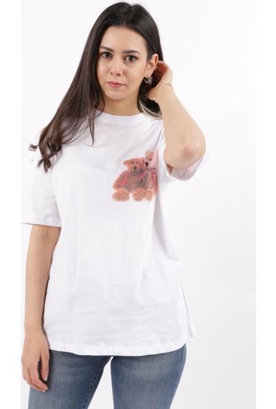 Busem S0007117 Kadın T-Shirt