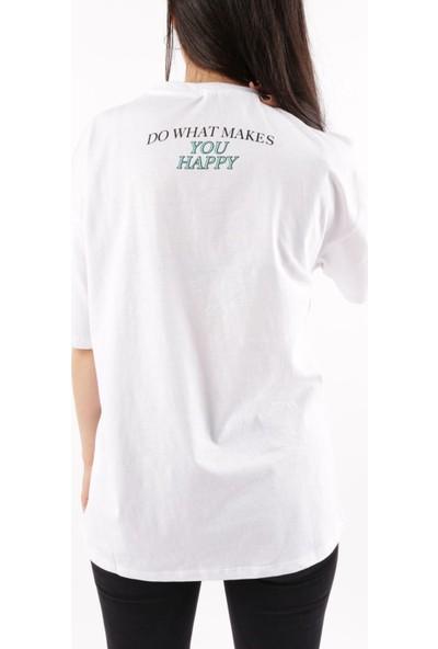 Busem S0007146 Kadın T-Shirt