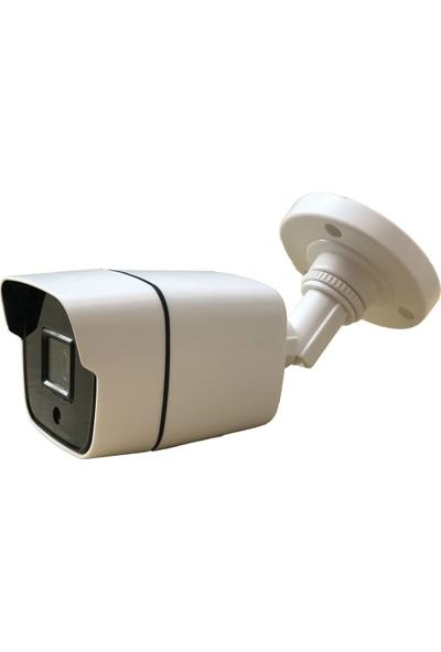 QROMAX PRO 5020 6'Lı 5 Megapiksel Sony Lens 1080P Aptina Sensör Plastik Kasa Güvenlik Kamerası Seti