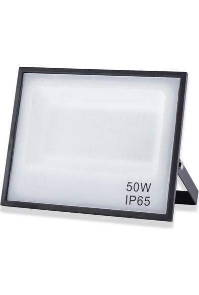 Akar 50 Watt Smd LED Projektör 6500K Beyaz Işık