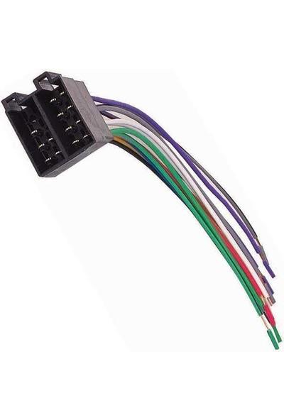Teknogreen TG-C300F Kablolu Iso Dişi Soket TG-C300F