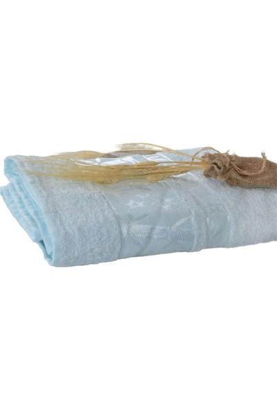 Balder Tekstil Bambu 550 gr Havlu 90X140 cm