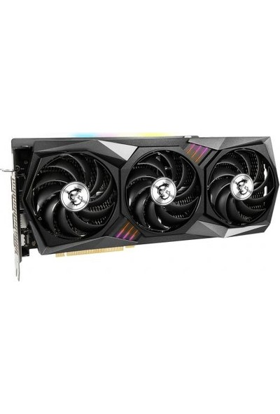 MSI GeForce RTX 3080 Ti GAMING X TRIO 12GB 384Bit GDDR6X PCI-Express x16 Ekran Kartı (RTX 3080 TI GAMING X TRIO)