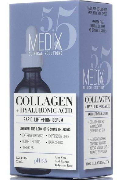 Medix 5.5 Collagen + Hyaluronic Acid Yüz Serumu 52 ml