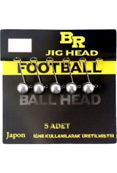 Br No:3 1,8 gr Sabit Jig Head