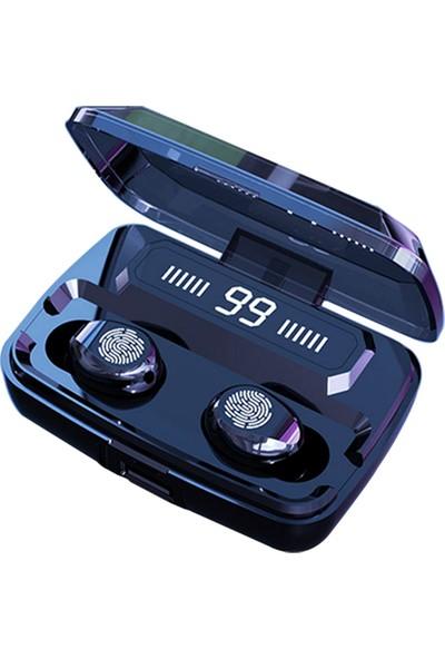 Fairy F9 Tws Bt Kablosuz Bt 5.0 Mini Kulaklık (Yurt Dışından)