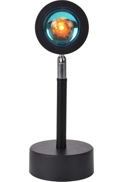 Buyfun Günbatımı Lambası Işık Projektör Gün Batımı Işığı Gece (Yurt Dışından)