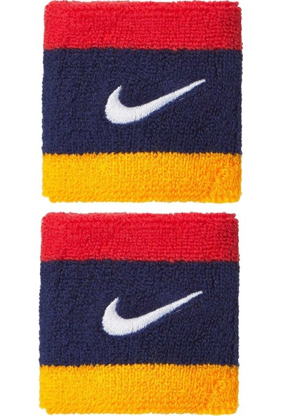 Nike Havlu Renkli Sporcu Bilekliği