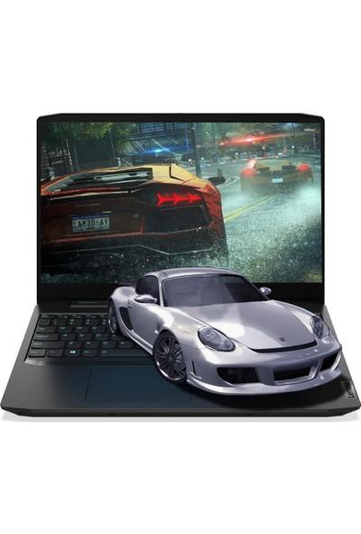 """Lenovo Gaming 3 Adm Ryzen 7 4800H 32GB 1TB SSD + 256GB SSD GTX 1650Ti Freedos 15.6"""" FHD Taşınabilir Bilgisayar 82EY00MJTX08"""
