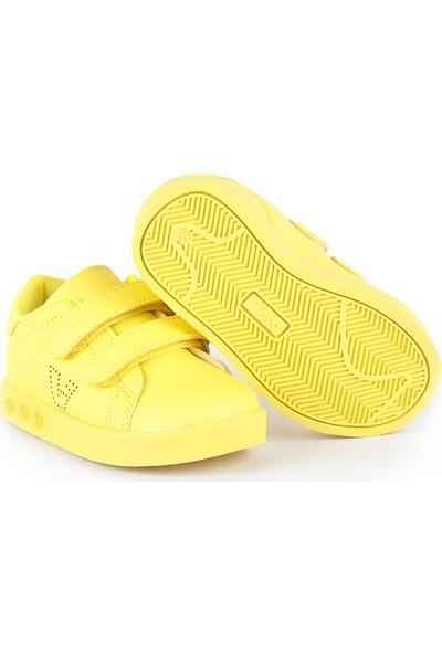 Vicco 313.100 Bebe Işıklı Spor Ayakkabı Sarı