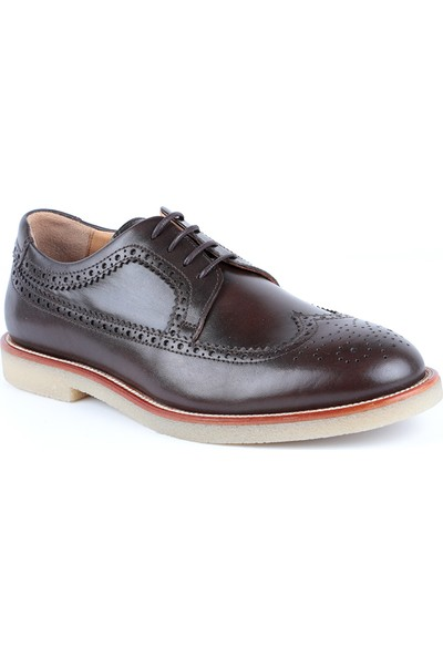 Libero L3741 Erkek Deri Ayakkabı Kahve