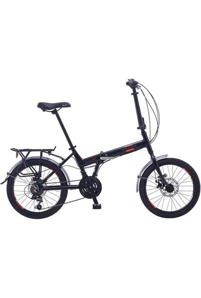 Salcano Slcn 120MD 21 Vites 20 Jant Disk Fren Katlanır Bisiklet