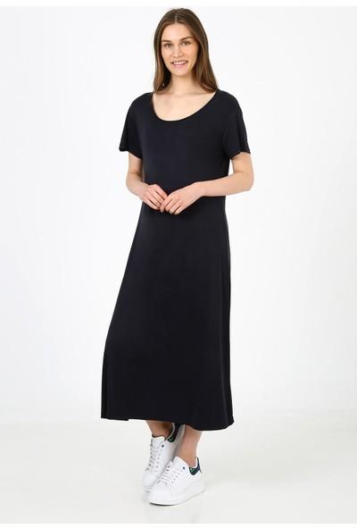 Alexander Gardi Alexandergardı Uzun Salaş Elbise (B21-43600)