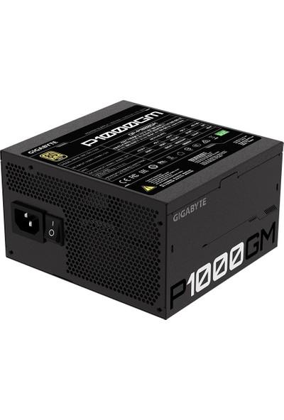 Gigabyte GP-P1000GM 1000W 80+ Gold 12CM Fanlı Tam Modüler Power Supply