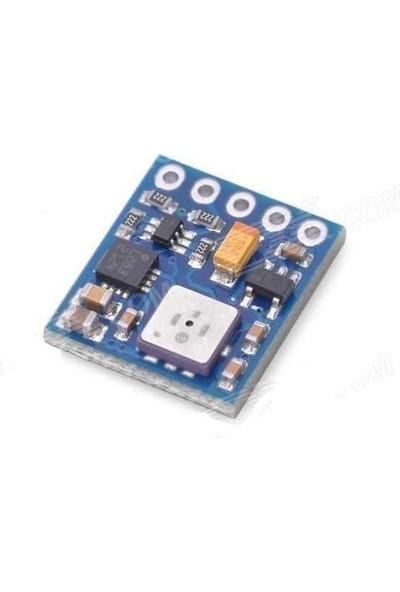 Pololu HMC5983L + BMP180 4 Eksen Pusula ve Atmosferik Basınç Sensörü - HMC5983L + BMP180 - GY-652