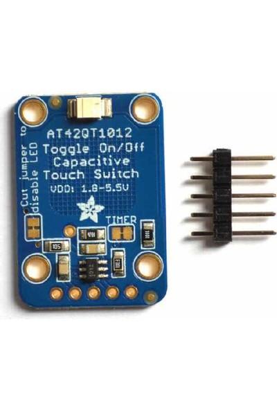 MakeBlock Kapasitif Dokunmatik Toggle Buton Kartı - AT42QT1012