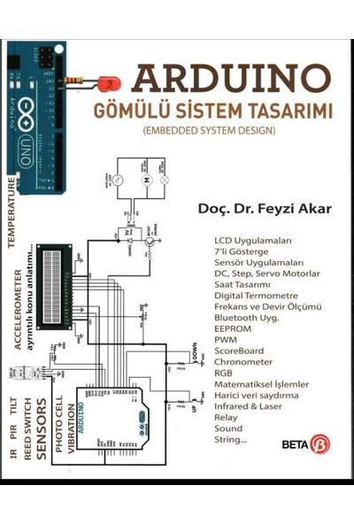 Arduino Gömülü Sistem Tasarımı - Feyzi Akar