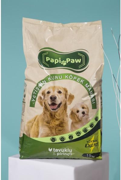 Papi Paw Tavuklu Yetişkin Köpek Maması 15 kg
