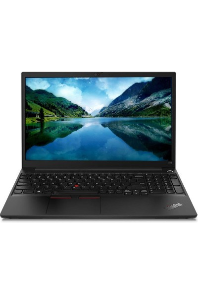 "Lenovo ThinkPad E15 G2 AMD Ryzen 7 4700U 8GB 1TB + 256GB SSD Frredos 15.6"" FHD Taşınabilir Bilgisayar 20T8001UTXZ25"