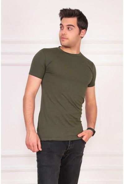Ase Düz Tshirt
