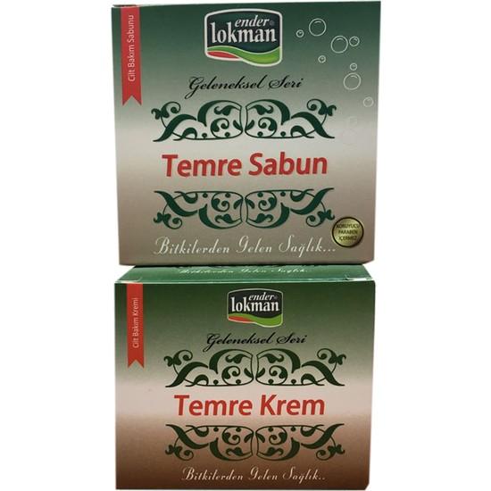 Ender Lokman Temre Seti (Krem + Sabun)